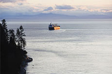 Kinder Morgan oil spill drill at terminal