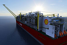 Shell begins Prelude FLNG construction