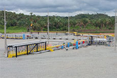 Fluor Consortium delivers natural gas development project in Brazil