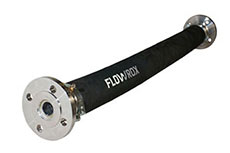 Flowrox: new pulsation dampener for pipes