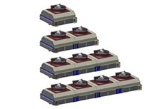 GEA Heat Exchangers transformer oil air coolers
