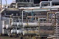 Processing capacity and the petrochemical industry
