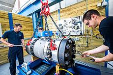 Hardide coating advances new ball valve technology