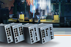 Siemens expands range of Industrial Ethernet switches