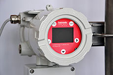 New clamp on flowmeters from Katronic