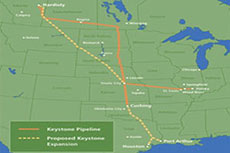 Keystone XL delay not a problem for refiners - yet
