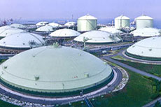 LNG and gas storage to boost EU's energy security