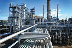UOP technology producing petrochemicals