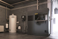 Atlas Copco launches new compressor energy recovery technology