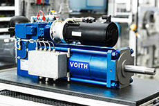 Voith product news: SelCon Linear Actuator