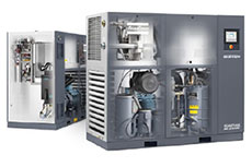 Atlas Copco designs inverter