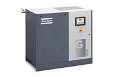 Atlas Copco GA 15-26 kW compressors get an efficiency boost