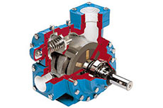 Blackmer extends XLW series sliding vane pump offering