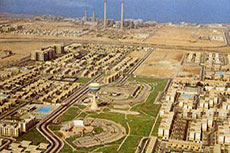 Desalination and the petroleum industry