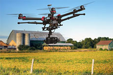 PG&E testing drones