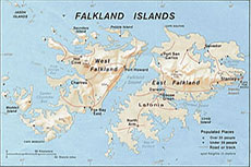 Falkland Islands to retain favourable oil and gas fiscal regime