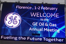 GE Oil & Gas annual meeting 2016: US$700 million contracts