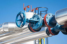 Veresen's gas processing complex sanctioned