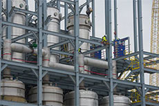Commercial scale cellulosic ethanol plant opens in Iowa