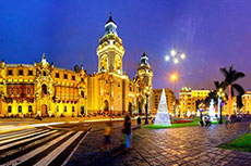 Lima hosts cities climate change meeting alongside COP20