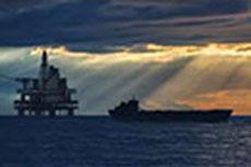 Oil price boost