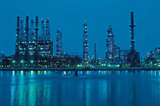 Petrochemical industry feels effects of economic downturn