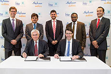 SABIC and hte to fast-track catalysis R&D