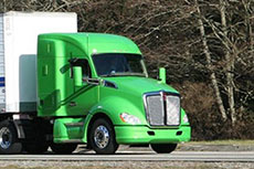 Kenworth Trucks offers natural gas option