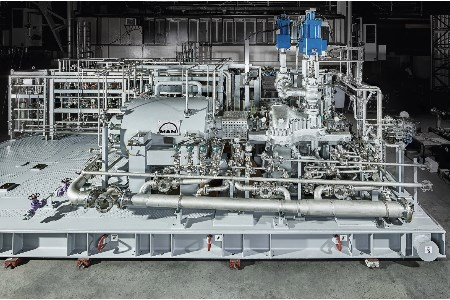 MAN Diesel & Turbo turbomachinery concept recaptures market for refinery applications