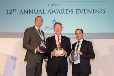 Bechtel Vice Chairman named LNG Executive of the Year