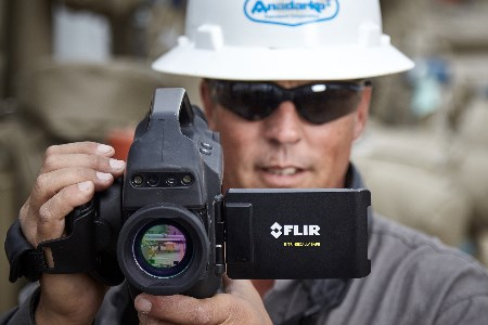 FLIR launches new gas detection camera