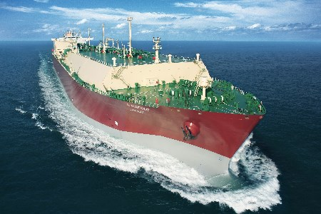 First phase of LNG carrier transition programme complete