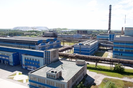 Mammoet to support EuroChem ammonia plant construction