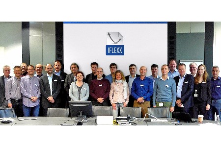 IFLEXX: data communications discussed