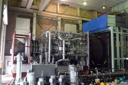 Mitsubishi completes gas turbine testing