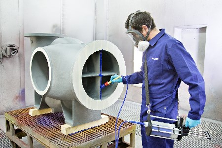 Sulzer offers new protective coating dispensing system