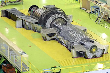 Gas turbine receives mechanical drive qualification
