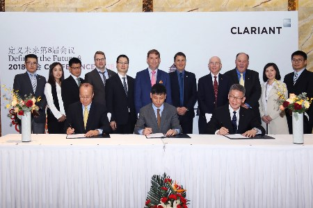 Clariant and CB&I collaborate on dehydrogenation project