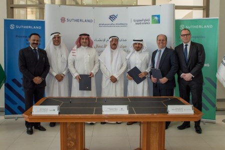 Saudi Aramco forms partnership for female professional development