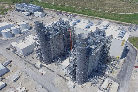New IPL natural gas plant now in operation