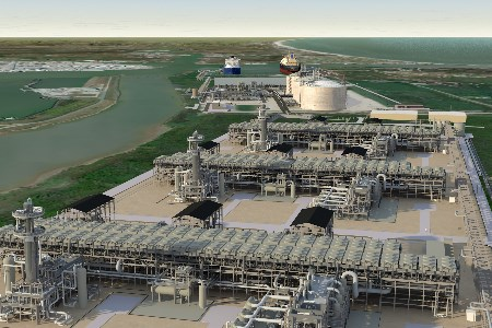 Freeport LNG inks SPA with Trafigura