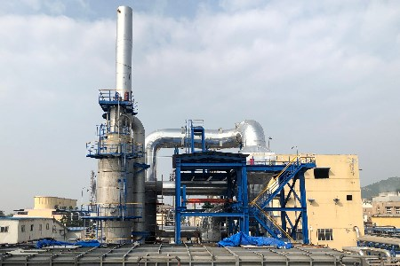 Haldor Topsoe catalyst used for Sinopec project