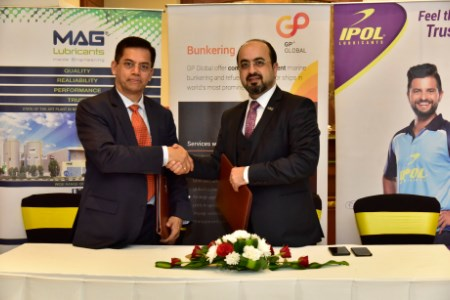 GP Petroleums and MAG Lube to distribute IPOL lubricants worldwide