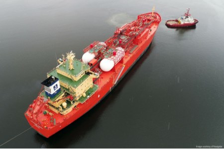 ABS-classed marine diesel engine converted to operate on ethane