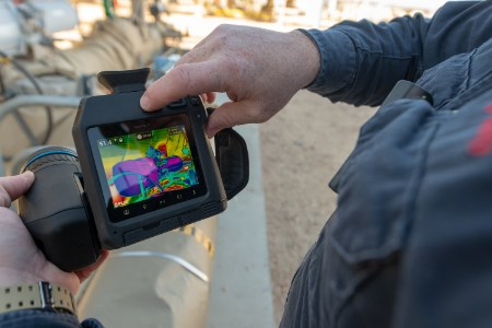 FLIR Systems launches uncooled camera