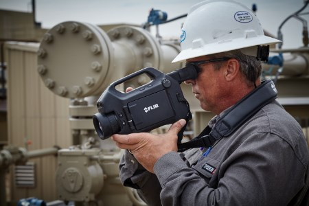 FLIR Systems releases HD optical gas imaging camera
