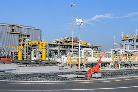 Abu Dhabi National Oil Company wins Oil and Gas Project of