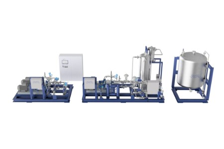 MAN Energy and Alfa Laval successfully test LPG-fuelled technology