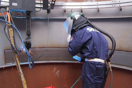 From rust to robust for major Spanish refinery
