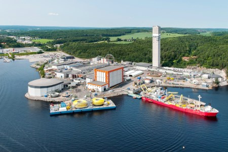 Nexans power umbilical to provide a production boost for the Vigdis North Sea oil field